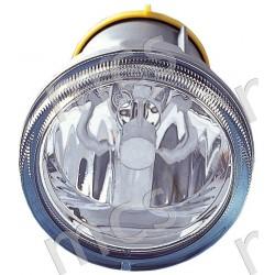 Proiettore fendinebbia (H1) incolore SX/DX