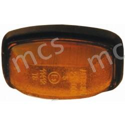 Fanale laterale arancio SX/DX