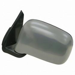 Retrovisore elettrico da verniciare specchio curvo SX