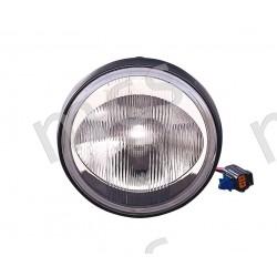 Proiettore fendinebbia (H3) incolore SX/DX