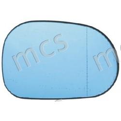 Piastra con specchio asferico azzurrato termico SX