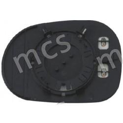 Piastra con specchio asferico termico monta solo su originale SX