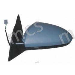 Retrovisore elettrico da verniciare specchio asferico termico SX