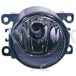 Proiettore fendinebbia (H11) incolore SX/DX