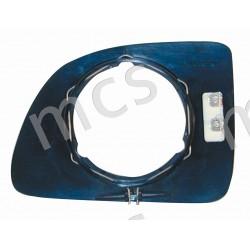 Piastra con specchio curvo termico DX