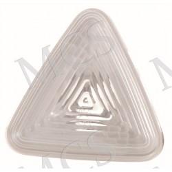 Gruppo ottico fanale laterale bianco SX/DX