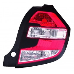 Gruppo ottico fanale posteriore Tipo Farba DX