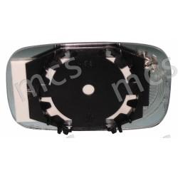Piastra con specchio curvo termico SX/DX