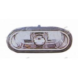 Gruppo ottico fanale laterale bianco SX/DX 2 portellone