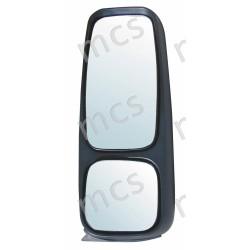 Retrovisore specchio ampioraggio termico R300 665x250 DX