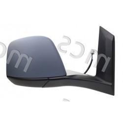 Retrovisore manuale da verniciare specchio curvo DX
