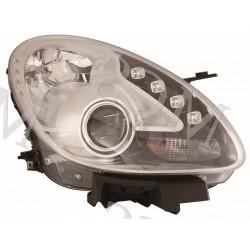 Proiettore (H7-H1-Led) con...