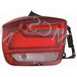 Gruppo ottico fanale posteriore tipo Valeo DX