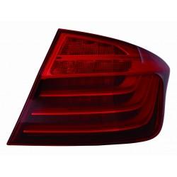 Gruppo ottico fanale posteriore esterno tipo Hella DX