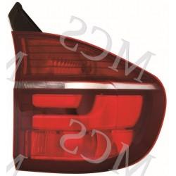 Gruppo ottico fanale posteriore esterno a Led DX