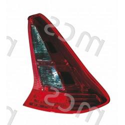 Gruppo ottico fanale posteriore rosé DX
