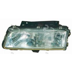 Proiettore (H1-H1) regolazione manuale/elettrica DX