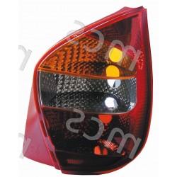 Gruppo ottico fanale posteriore DX 3/5 porte