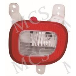 Gruppo ottico fanale posteriore (Dx - retromarcia, Sx - retronebbia) SX