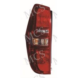 Gruppo ottico fanale posteriore SX (1 portellone)