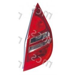 Gruppo ottico fanale posteriore con retronebbia DX