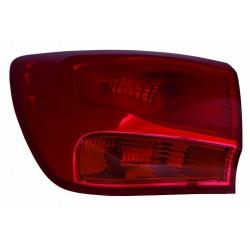 Gruppo ottico fanale posteriore esterno tipo Samlip SX (Hatchback)