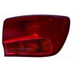 Gruppo ottico fanale posteriore esterno tipo Samlip DX (Hatchback)