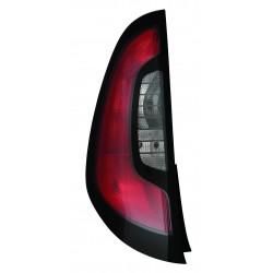 Gruppo ottico fanale posteriore Tipo Seogu SX