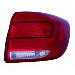 Gruppo ottico fanale posteriore esterno tipo Mobis DX (2014>2015)