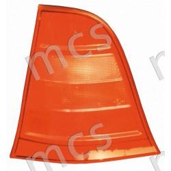 Gruppo ottico fanale posteriore plastica rosa SX (Avantgarde)