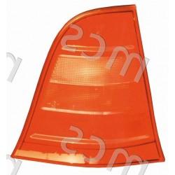 Gruppo ottico fanale posteriore plastica rosa DX (Avantgarde)