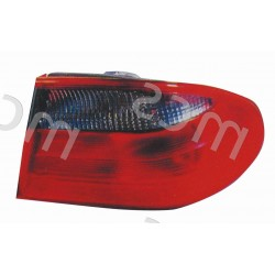 Gruppo ottico fanale posteriore fumé DX