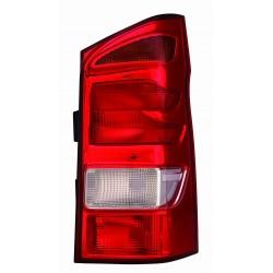 Gruppo ottico fanale posteriore tipo Hella DX (CLASSE V W447 09/2014 » )