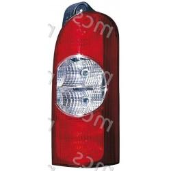 Gruppo ottico fanale posteriore 4 lamp. DX (>2005)