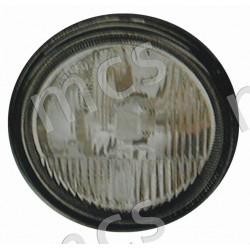 Proiettore fendinebbia (H1) incolore tipo Carello SX