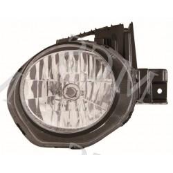 Proiettore (H4) predisposto per correttore elettrico DX