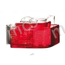 Gruppo ottico fanale posteriore con retronebbia SX