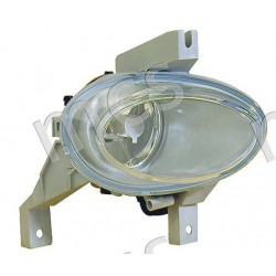 Proiettore fendinebbia (H1) incolore SX