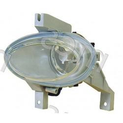 Proiettore fendinebbia (H1) incolore DX