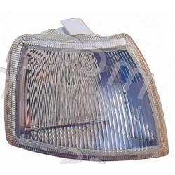 Gruppo ottico fanale anteriore bianco DX