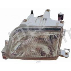 Proiettore (H4) predisposto per correttore elettrico SX