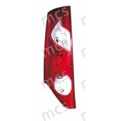 Gruppo ottico fanale posteriore SX 1 portellone