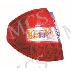Gruppo ottico fanale posteriore esterno SX