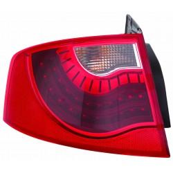 Gruppo ottico fanale posteriore esterno tipo Valeo SX