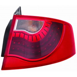 Gruppo ottico fanale posteriore esterno tipo Valeo DX