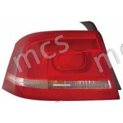 Gruppo ottico fanale posteriore tipo Valeo SX