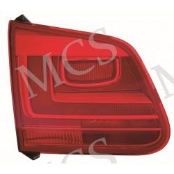 Gruppo ottico fanale posteriore interno tipo Hella SX