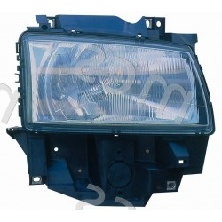 Proiettore (H4) regolazione manuale/elettrica DX