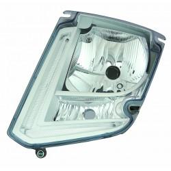 Proiettore (H4-Led) predisposto per correttore elettrico Tipo Vakeo SX