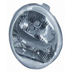 Proiettore (H4) con motore per regolazione DX